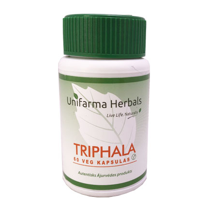 UNIFARMA HERBALS TRIPHALA